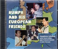 Humphrey Lyttelton - Humph and His European Friends (brand new CD 2009)