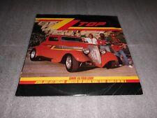 "ZZ Top ' Gimme All Your Lovin' ' 12"" Vinyl Single Warner Bros Records .."