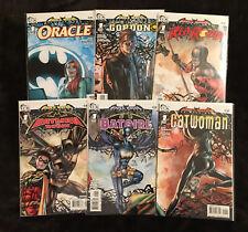 Bruce Wayne: The Road Home: Batman One-Shots Lot of 6 DC Comics 2010.   #A41