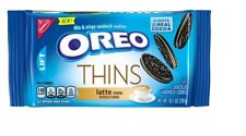 NEW 2019 Nabisco Oreo Thins Latte Creme Flavored Cookies WORLDWIDE SHIPPING