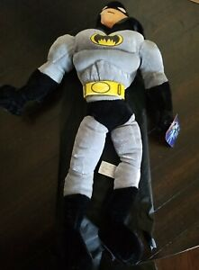 Plush Batman NANCO Doll Figure DC Comics 18""
