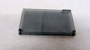 Icom IC-735 Front Panel Door Control Cover for  control compartment.