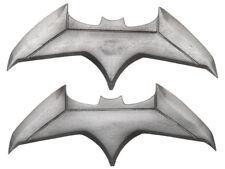 Justice League Batman Batarangs  DC Comics Movie Bruce Wayne Ben Affleck Alfred