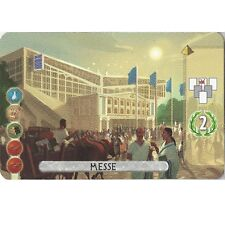 7 Wonders Duel Promo Card: Messe - The Convention Centre 2015 - Essen