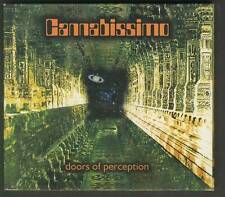 CANNABISSIMO Doors Of Perception CD CHILL OUT DIGIP MADE IN INDIA smoke weed