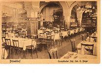 Dusseldorf, Germany   Europaischer Hof. Jnh E Berger  @ 1920