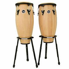 Latin Percussion congas LPA647BAW Aspire Wood Set