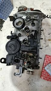 Audi A4 1.8 Tfsi CDH CDA cylinder head With Camshafts Used good condition