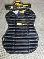 Wilson Silver Series Hinge FX Baseball Catcher's Chest Protector Small 14""