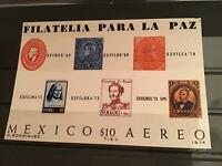 Mexico mint never hinged sheet stamps R21626
