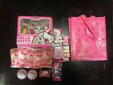 Hello Kitty Snack Lot - Pez Box, Gum, Mint Tins, and Gift Bag!