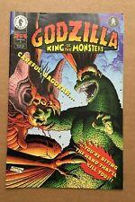 Godzilla #4 1995 VF