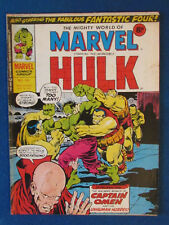Marvel Comic - The Mighty World of Marvel - Incredible Hulk - Issue 165 - 1975
