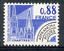 STAMP / TIMBRE FRANCE NEUF PREOBLITERE N° 163 ** CATHEDRALE DE CHARTRES