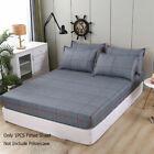 Angepasst Abdeckung 3 Größe Matratzen Schutz Schaustück Unterlage Bettlaken Dust