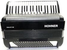 Akkordeon, Hohner, Bravo III , 120 Bass