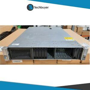 HP DL380 G9 B140I ILO4 8 x SFF DVD CTO UPGRADED TO V4 - 719064-B21