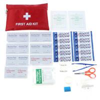 12 Types Emergency Survival Kit Mini Family Sport Travel kit Home Medical Bag BE