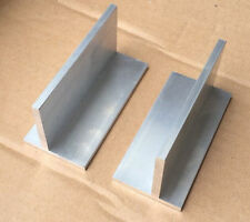 One pair T type heat conduction Angle aluminum