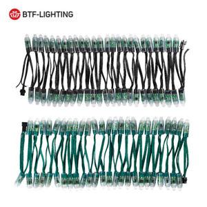 LED Pixel Module String Round WS2811 IC 12mm RGB Digital 50pcs IP68 DC5V DE
