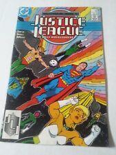 Justice League International #10 February 1988 Giffen DeMatteis