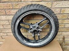 Triumph Trophy 900  1993  front wheel with tyre