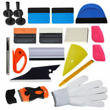 Vinyl Wrap Tool Kit for Car Craft Vinyl Film Application 3M Squeegee Magnets New