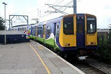 London Overground 313103 Willesden 2009 Rail Photo