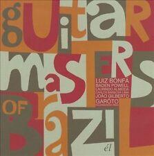 NEW Guitar Masters of Brazil (Audio CD)