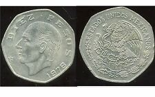 MEXIQUE 10 pesos 1978  ( bis )