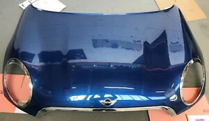 BMW MINI Bonnet Hood Panel Lightning Blue A63 R55-59 ONE Cooper D  2007-2015