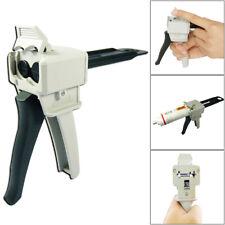 1:1 2:1 50ml Dispensing Gun Radio Epoxy Resin Dental Impression Mixing Dispenser
