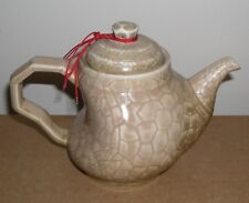 Amazing antique Small Porcelain China tea pot