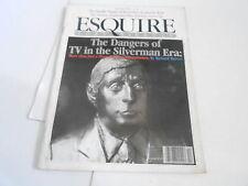 APRIL 25 1978 ESQUIRE mens fashion magazine SILVERMAN