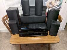 Onkyo HT-R580 Receiver 7.1 Channel HDMI+Speaker System