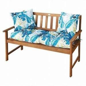 Tobago Garden Bench Cushion Seat Cushion Scatter Cushion Tablecloth