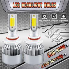 300W 30000LM 9006 HB4 Dual Color LED Headlight Kit 3000K / 6000K Low Beam Bulbs