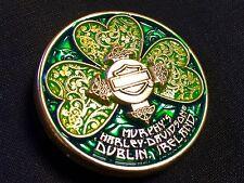 Murphys Ornate Shamrock Pin