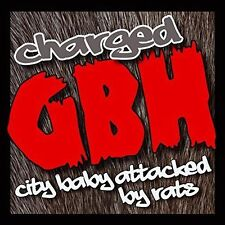 G.B.H. - CITY BABY ATTACKED BY RATS NEW CD