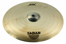 "Sabian 21"" Raw Bell Dry Ride AAX-Serie  Brilliant Finish  SONDERANGEBOT"