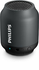 Philips BT50B Wireless Bluetooth Portable Speaker Black Rechargeable
