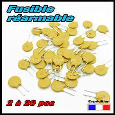 912-135# fusible réarmable 1,35A déclenchement 2,7A
