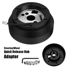 Steering Wheel Hub Adapter Quick Release For Chevrolet Dodge GM Buick Jeep US ~