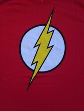 The Flash Bolt Lightning Red T-shirt Official Licensed New