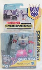 Transformers Cyberverse Warrior Class Megatron Fusion Mace