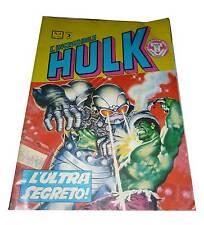 L'incredibile Hulk n°4 edizione ottobre 1980