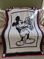 Mickey Mouse Bedding Fuzzy Soft Blanket Comforter