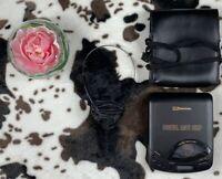 Vintage Emerson HD6976 Portable Anti-Skip CD Player w/Original DH 50 Headphones