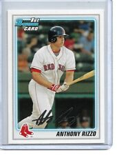 2010 Bowman Anthony Rizzo RC #BP101 QTY