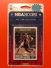 2017-18 Hoops NBA Collection San Antonio Spurs